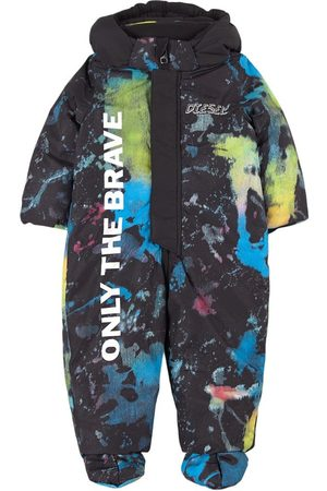 Diesel Kids - Only The Brave Baby Coverall - 12 months - - Ski suits