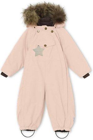 Mini A Ture Kids - Evening Rose Wisti Snowsuit - 9m/74cm - - Winter coveralls
