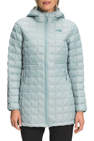 The North Face Women Parkas - ThermoBall Hooded Parka