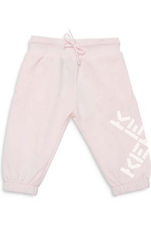 Kenzo Girls' X Logo Print Sweatpants - Baby