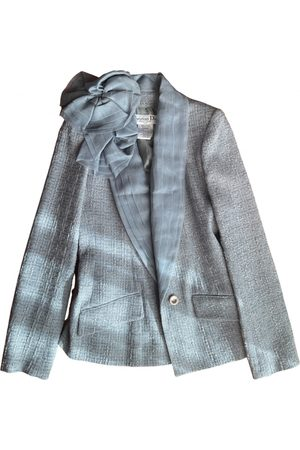 Dior Women Jackets - Wool suit jacket
