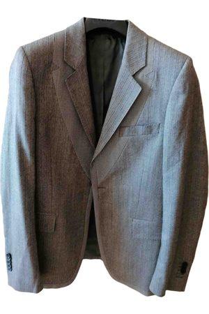 Les Hommes Wool vest