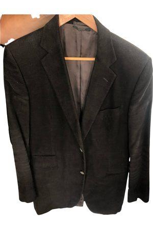 Hermès Velvet vest