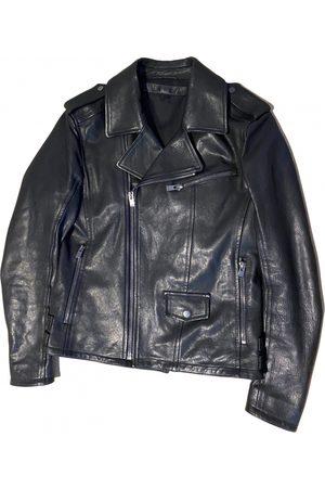 DROME Men Leather Jackets - Leather jacket