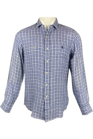 Polo Ralph Lauren Men Shirts - Linen shirt