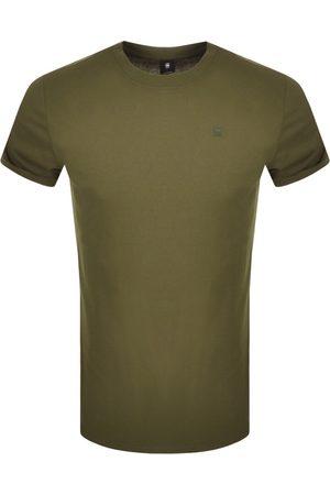 G Star Raw Lash Logo T Shirt