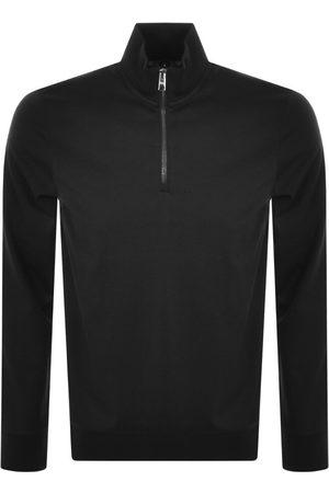 HUGO BOSS Men Sweatshirts - BOSS Sidney 69 Half Zip Sweatshirt