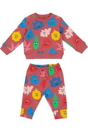 Stella McCartney Baby printed cotton tracksuit