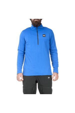 Picture Organic Men Fleece Jackets - Bake Grid 1/4 s Fleece - Picture