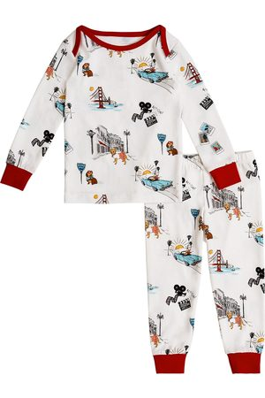 BedHead Infant Boy's Fitted Two-Piece Pajamas