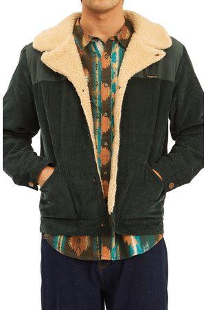 Billabong Men's X Wrangler Range Fleece Lined Corduroy Jacket