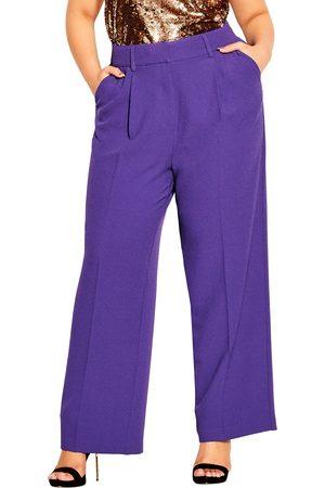 City Chic Plus Size Women's Magnetic Pant