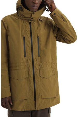 Woolrich Men's Arrowood Wind & Water Resistant Hooded Parka