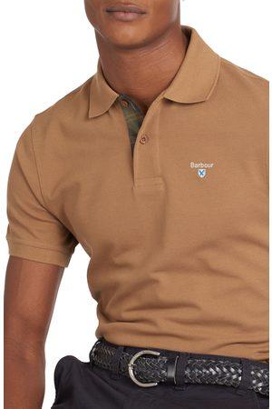 Barbour Men's Pique Polo Shirt