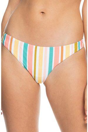 Roxy Women's Beach Classics Cheeky Bikini Bottoms