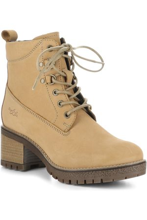 Bos. & Co. Women's Morel Waterproof Lace-Up Boot
