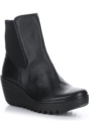 Fly London Women's Yocy Wedge Bootie