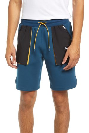 PUMA Men's X First Mile Knit Cargo Shorts