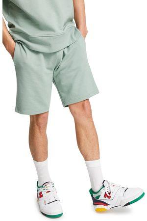 Topman Men's Organic Cotton Knit Shorts