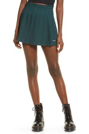 iets frans Women's Pleat Miniskirt
