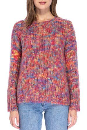 Bobeau Women's Brushed Pullover