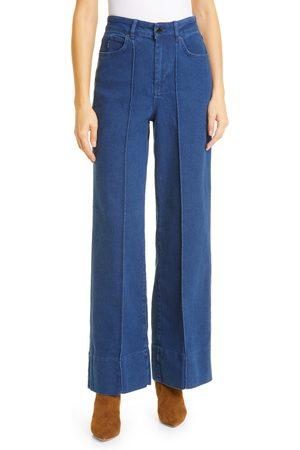 Ted Baker Women's Deniie High Waist Wide Leg Jeans