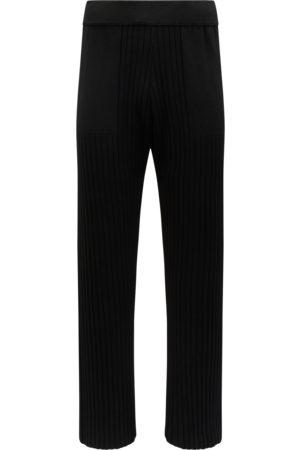 2 MONCLER 1952 Men Pants - Moncler Rib-knit Trousers Trousers&Shorts