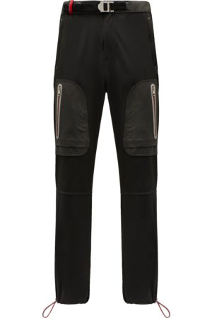 2 MONCLER 1952 Men Pants - Moncler Belted Trousers Trousers&Shorts