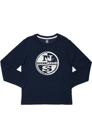 NORTH SAILS Printed Organic Cotton T-shirt