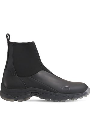 A-cold-wall* Men Boots - Leather High Boots