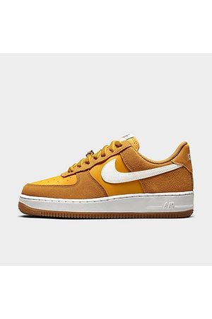 Nike Women's Air Force 1 '07 SE 50 Years Casual Shoes Size 5.0 Leather/Suede
