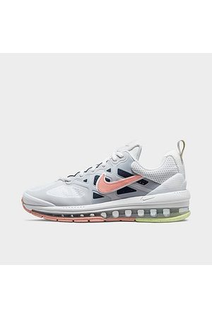 Nike Women's Air Max Genome Casual Shoes in /Summit Size 5.0