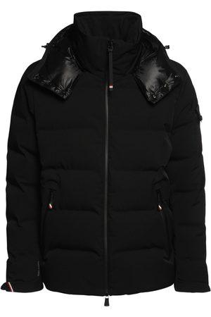 MONCLER GRENOBLE Montgetech Nylon Stretch Ski Down Jacket