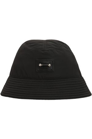 Neil Barrett Nylon Twill Bucket Hat