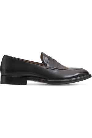 ALBERTO FASCIANI Men Loafers - Leather Penny Loafers