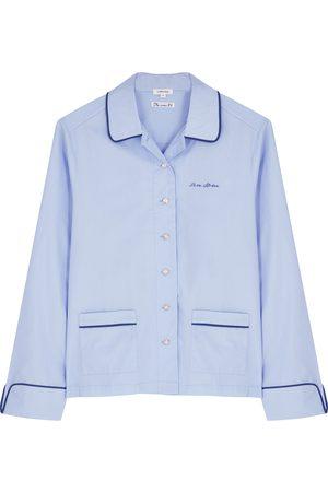 LOVE STORIES Women Pajamas - Joe cotton pyjama shirt