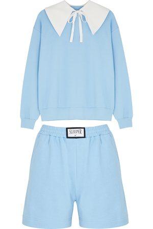 Sleeper Women Pajamas - Diana Athpleasure cotton-blend pyjama set