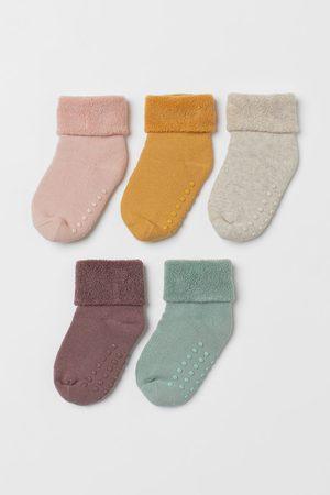 H & M Socks - 5-pack Terry Socks