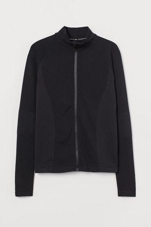H & M Women Sports Jackets - Seamless Sports Jacket