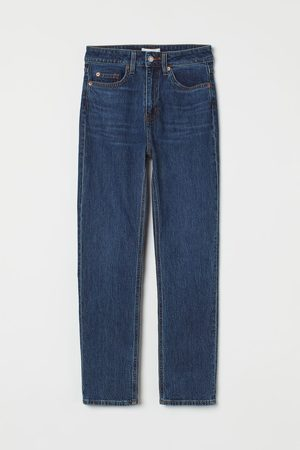 H & M Women High Waisted - Slim High Ankle Jeans