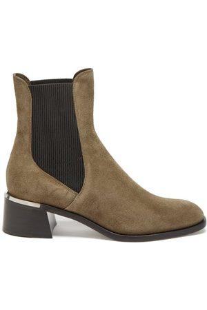 Jimmy Choo Rourke Suede Chelsea Boots - Womens