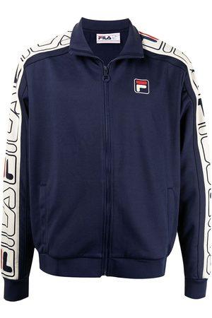 Fila Men Sports Jackets - Logo-print sleeve jacket