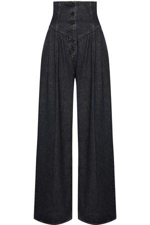 Made In Tomboy Women High Waisted - Still high-waisted wide-leg jeans