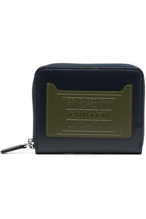 PORTER-YOSHIDA & CO Men Wallets - Colour-block leather wallet