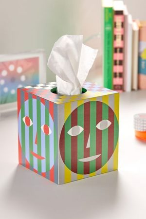 Dusen Dusen Caps - Everybody Tissue Box Cover