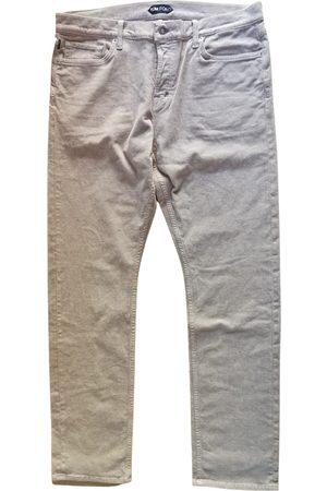 Tom Ford Men Straight - Straight jeans