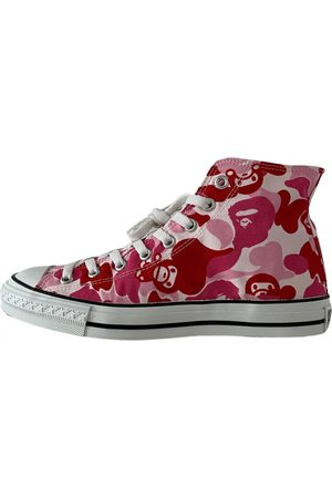 AAPE BY A BATHING APE Cloth high trainers