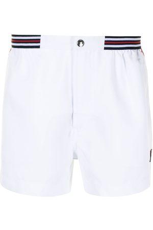 Fila Striped waistband shorts