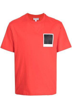 Lacoste Polaroid print T-shirt