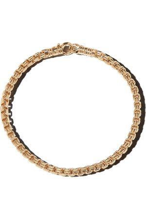 TOM WOOD Venetian Double M chain bracelet